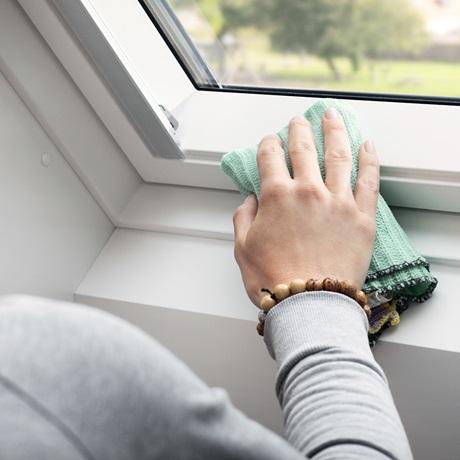 Limpia los marcos de las ventanas! – casablanca